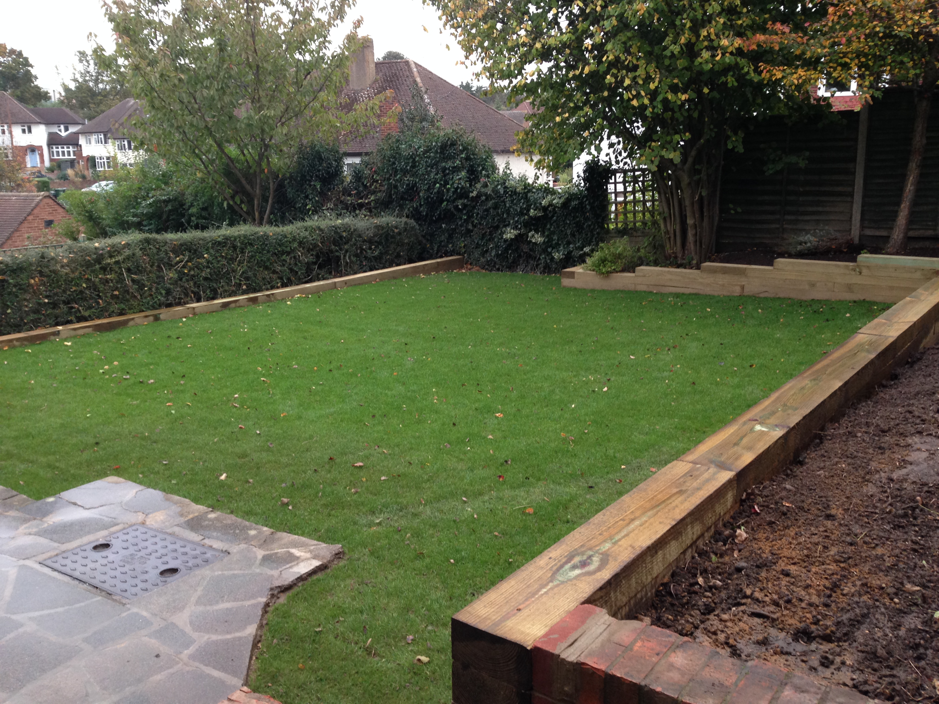 J morris garden services st albans based company for Garden designs uk